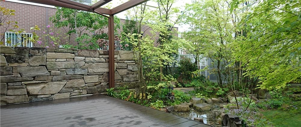 造園|ガーデンさくら〜にわさくら〜