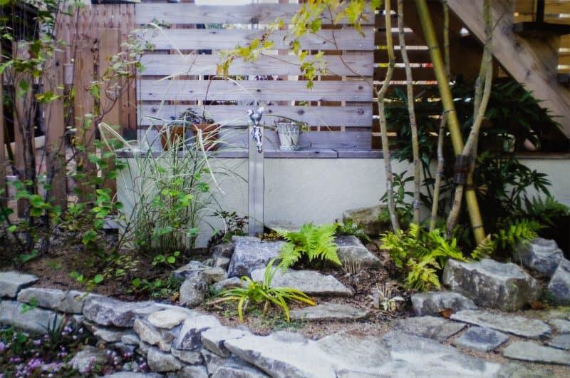 里山の庭 GARDENさくら 兵庫県神戸市西区の女性建築士が造る庭・ガーデニング・外構・エクステリア