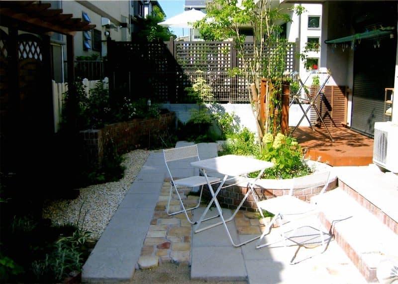 癒しの庭Greenセラピー|GARDENさくら 兵庫県神戸市西区の女性建築士が造る庭・ガーデニング・外構・エクステリア