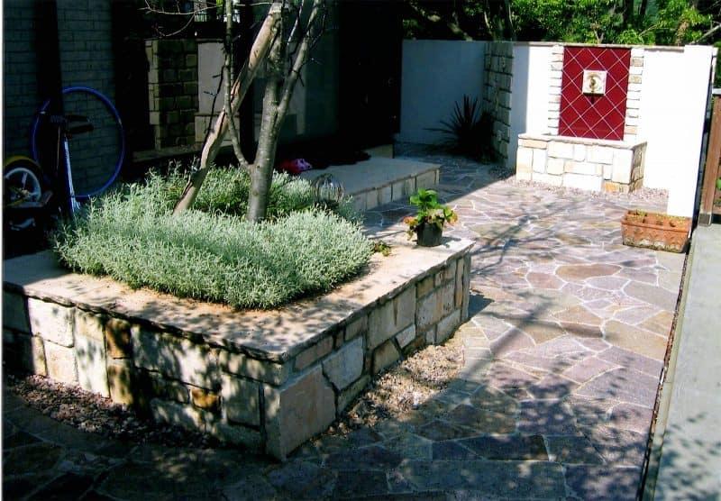 六甲のお庭|GARDENさくら 兵庫県神戸市西区の女性建築士が造る庭・ガーデニング・外構・エクステリア