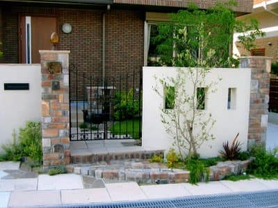 三世代の家 GARDENさくら 兵庫県神戸市西区の女性建築士が造る庭・ガーデニング・外構・エクステリア