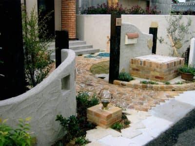 ザ・カントリー GARDENさくら 兵庫県神戸市西区の女性建築士が造る庭・ガーデニング・外構・エクステリア