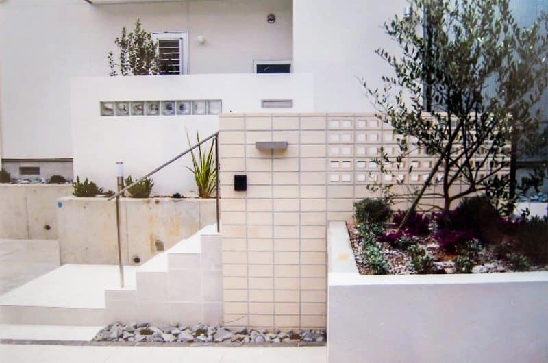 モダンスタイル 須磨の家 GARDENさくら 兵庫県神戸市西区の女性建築士が造る庭・ガーデニング・外構・エクステリア