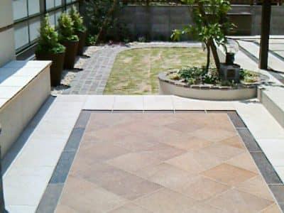 西神南プラスGテラスの庭 - 女性建築士が造る庭・ガーデニング・外構 神戸|GARDENさくら