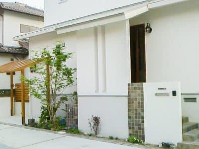 須磨友が丘の庭-女性建築士が造る庭・ガーデニング・外構 神戸|GARDENさくら〜にわさくら〜