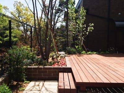 越木岩の庭 - 女性建築士が造る庭・ガーデニング・外構 神戸|GARDENさくら〜にわさくら〜