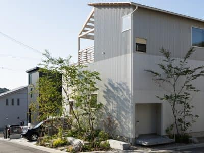 塩屋の家- 女性建築士が造る庭・ガーデニング・外構 神戸|GARDENさくら